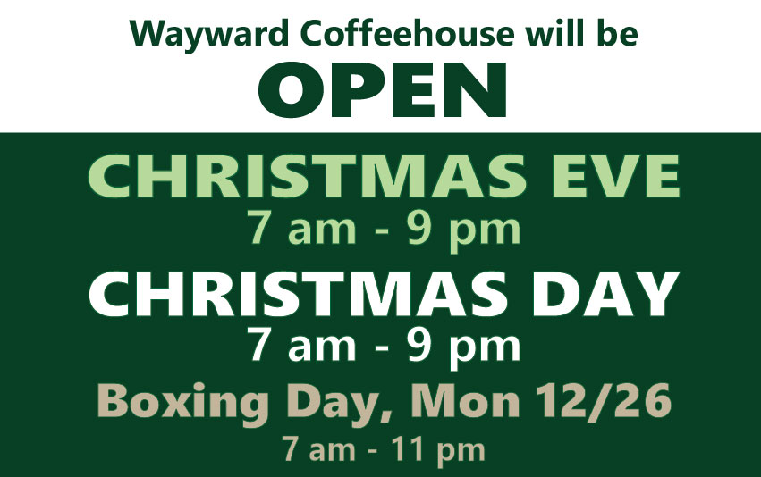Open On Christmas Day.Open On Christmas Eve Christmas Day And New Year S Eve